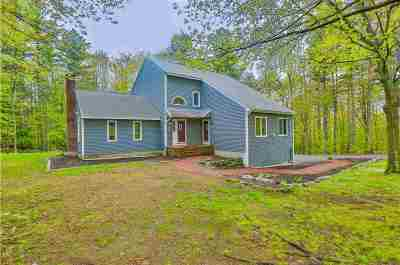Merrimack Single Family Home For Sale: 11 Mountain View Drive
