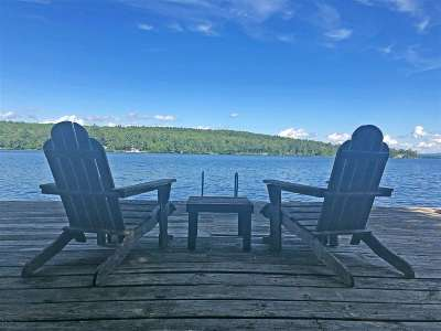Moultonborough Single Family Home For Sale: 123 Cottage Road