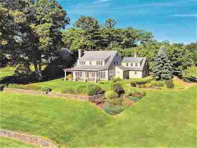 Rye Single Family Home For Sale: 90 & 0 Wentworth Road