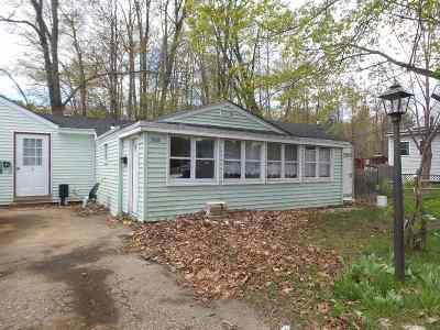Laconia Multi Family Home For Sale: 206 Washington Street