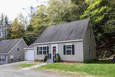 Hartford Single Family Home Active Under Contract: 93 Dawn Drive