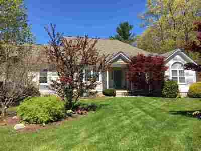 Hooksett Condo/Townhouse For Sale: 1465 Hooksett Road #454