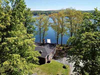 Carroll County Single Family Home For Sale: 289 Lovell Lake Road