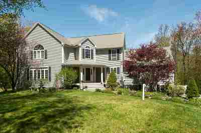 Madbury Single Family Home For Sale: 13 Champernowne Road