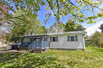 Colchester Single Family Home For Sale: 57 Don Mar Terrace