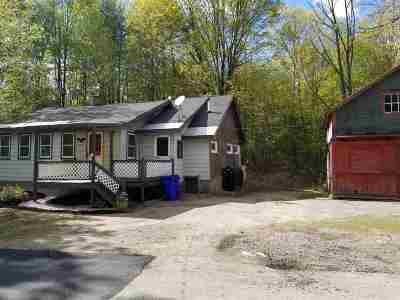 Goffstown Single Family Home For Sale: 3 Grady Hill Road