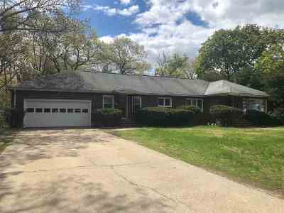 Manchester Single Family Home For Sale: 675 Coolidge Avenue