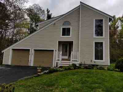 Salem Single Family Home For Sale: 181 Lowell Road