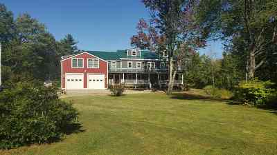 Belknap County Single Family Home For Sale: 1955 Nh Route140 Route