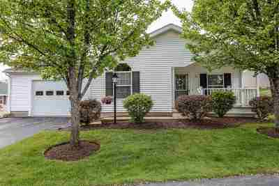 Manchester Single Family Home For Sale: 214 Ledgewood Way