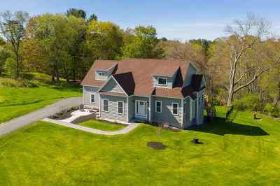 Kittery Single Family Home Active Under Contract: 3 Cider Mill Lane