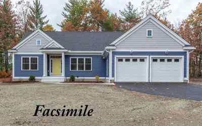 Litchfield Single Family Home For Sale: 10 Horizon Drive #Lot 261