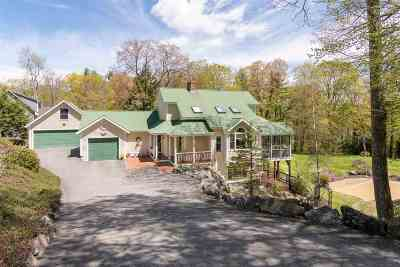 Strafford County Single Family Home For Sale: 76 Swain Road