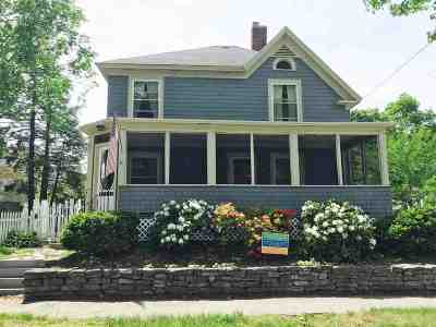 Manchester Single Family Home For Sale: 30 Ray Street