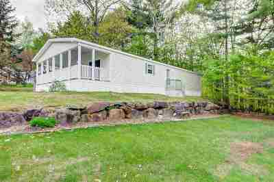 Laconia Mobile/Manufactured For Sale: 76 Dudley Circle