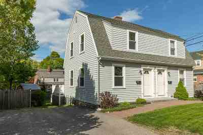 Portsmouth NH Single Family Home For Sale: $309,000