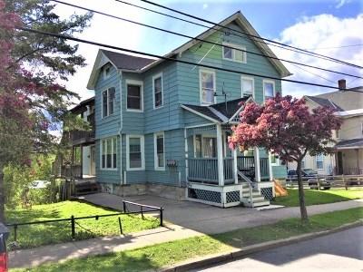 Rutland, Rutland City Multi Family Home For Sale: 11 - 11 1/2 Lincoln Avenue