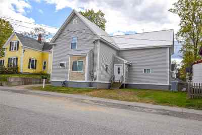 Laconia Single Family Home For Sale: 62 Webster Street
