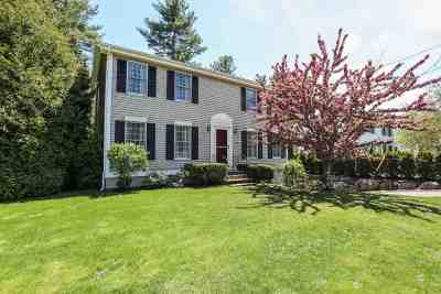 Manchester Single Family Home For Sale: 149 Aaron Drive
