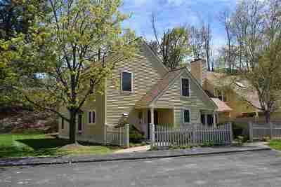 Carroll County Condo/Townhouse For Sale: 2 Farm At New England Road