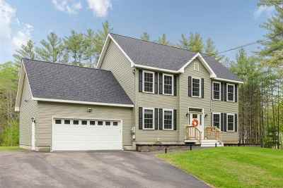 Belknap County Single Family Home For Sale: 907 Stockbridge Corner Road