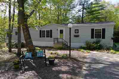 Carroll County Mobile/Manufactured For Sale: 2 Cumberland Road