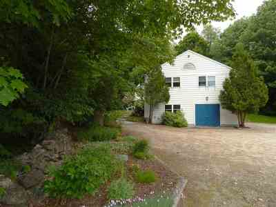 Newbury Single Family Home For Sale: 435 Route 103