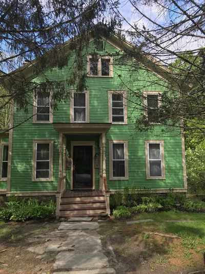 Pawlet Single Family Home For Sale: 2675 Vt Route 153 South