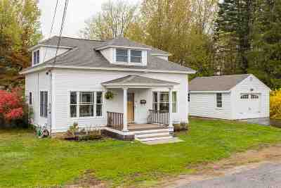 Strafford County Single Family Home For Sale: 2 Laurier Street