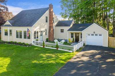 Portsmouth NH Single Family Home For Sale: $514,500