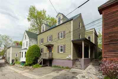 Portsmouth Single Family Home Active Under Contract: 37 Coffins Court