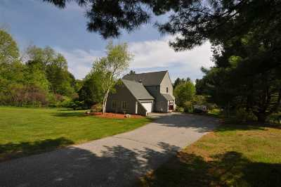 Hollis Single Family Home For Sale: 196 Worcester Road