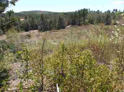 New Boston Residential Lots & Land For Sale: Lyndeborough
