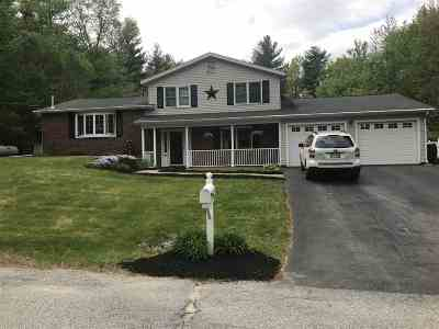 Milford Single Family Home Active Under Contract: 16 Falconer Avenue