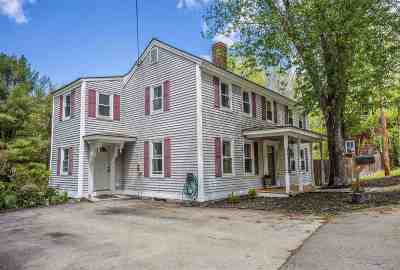 Goffstown Single Family Home For Sale: 11 Gorham Pond Road