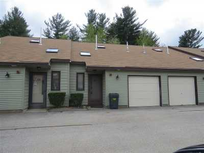 Strafford County Condo/Townhouse For Sale: 53 Tideview Drive #53
