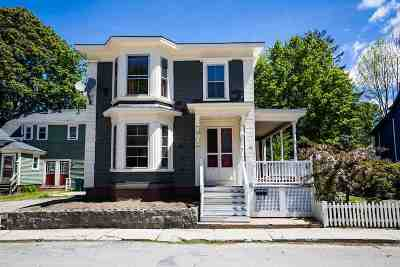Rochester Single Family Home For Sale: 16 Heaton Street