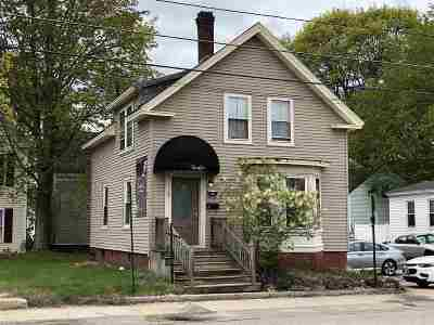 Rochester Multi Family Home For Sale: 15 Summer Street