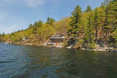 Alton Single Family Home For Sale: 182 Rattlesnake Island