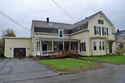 Haverhill Multi Family Home Active Under Contract: 9 Pine Street
