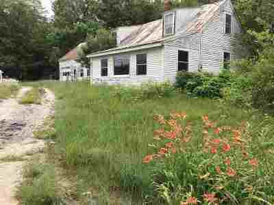 Carroll County Single Family Home For Sale: 1679 Depot Road