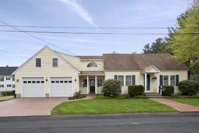 Manchester Single Family Home For Sale: 39 Sheridan Street