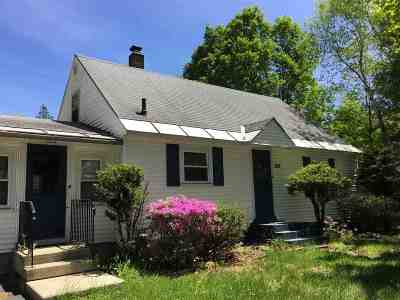 Concord Single Family Home For Sale: 223 Airport Road