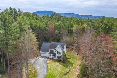 Merrimack County Single Family Home For Sale: 12 Mountain Overlook