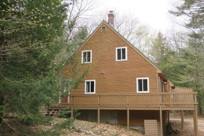 Carroll County Single Family Home For Sale: 36 Crawford Hills Road #P.U.D.