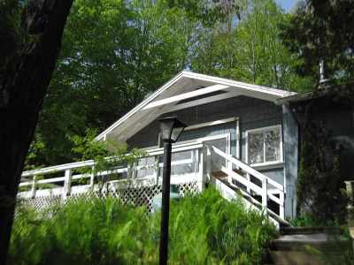 Leicester Single Family Home For Sale: 1274 Hooker Road