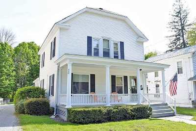 Fair Haven Single Family Home For Sale: 22 West Street