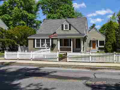 Single Family Home For Sale: 1105 South Street