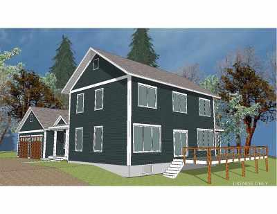 Williston Single Family Home For Sale: 04285 Oak Hill Road