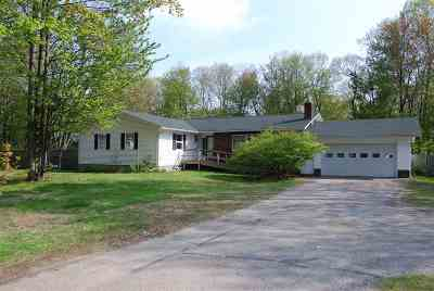 Colchester Single Family Home For Sale: 250 Rudgate Road